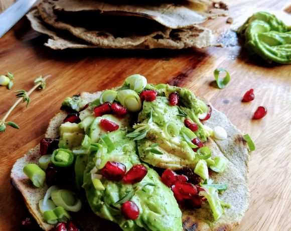 Super Simple Homemade Tortillas: Gluten & Grain Free
