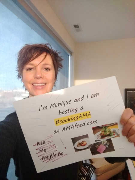 Ask Me Anything! #cookingAMA
