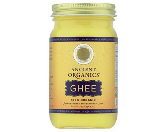 Organic Grassfed Ghee
