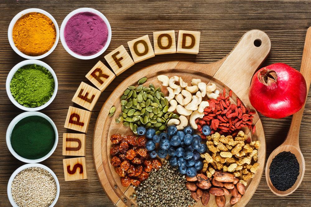 Superfoods aren't new.