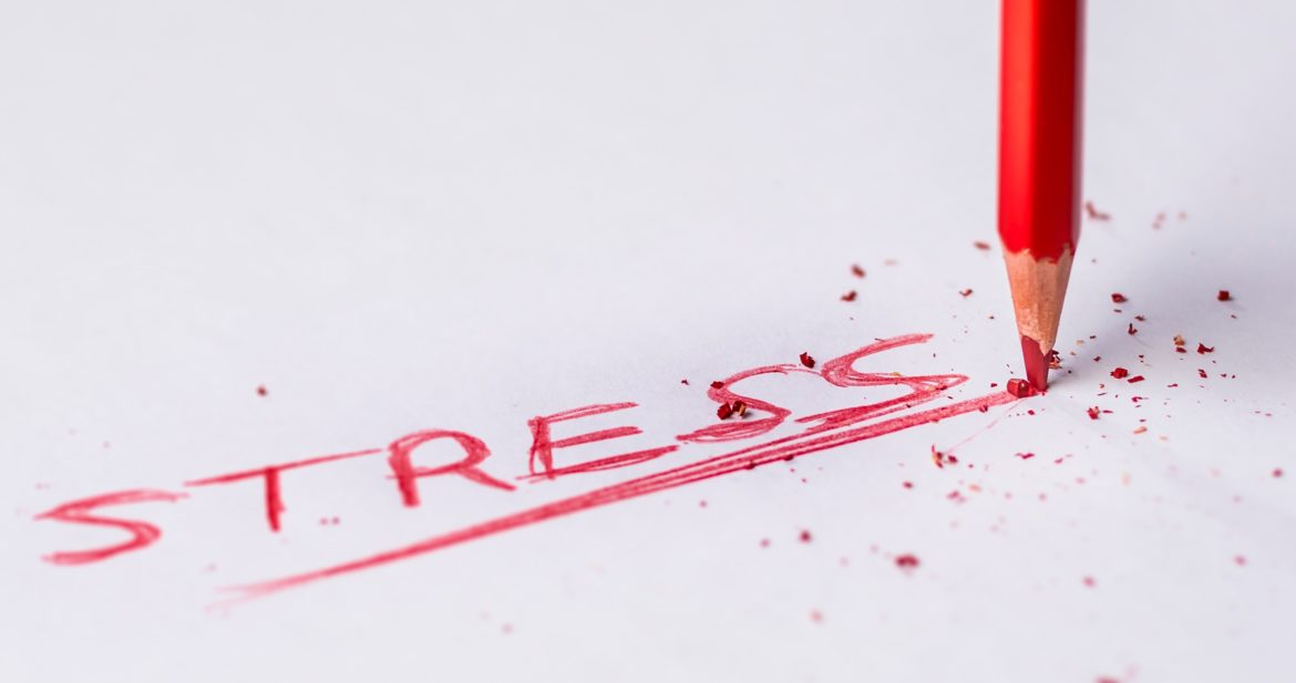 What's worse: Stress or a Bad Diet?