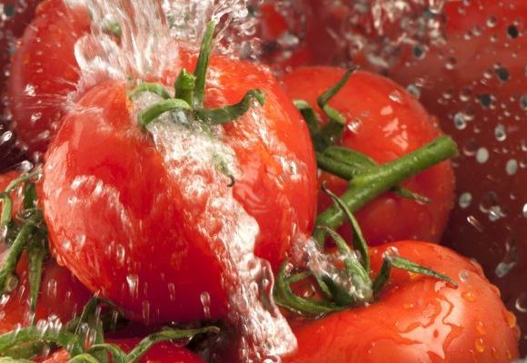 Here's why you need to wash your veggies