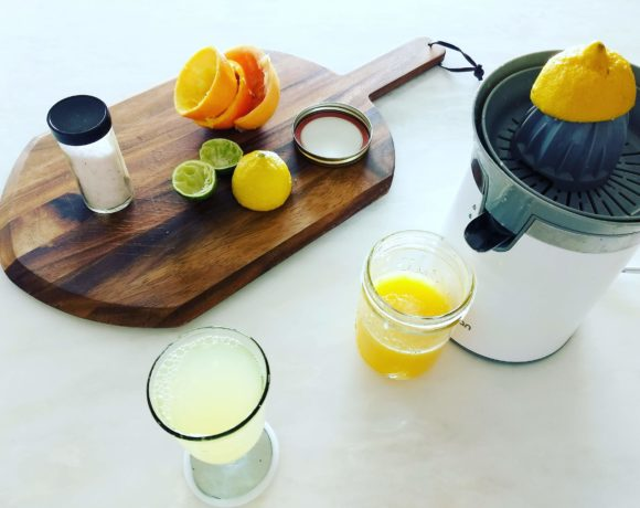 hydrate with citrus