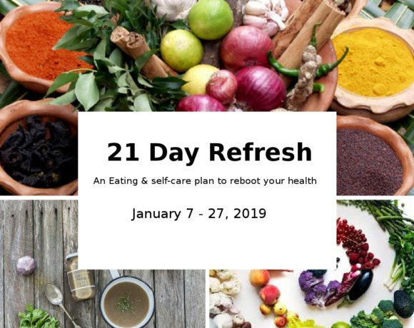 21 day eating reset