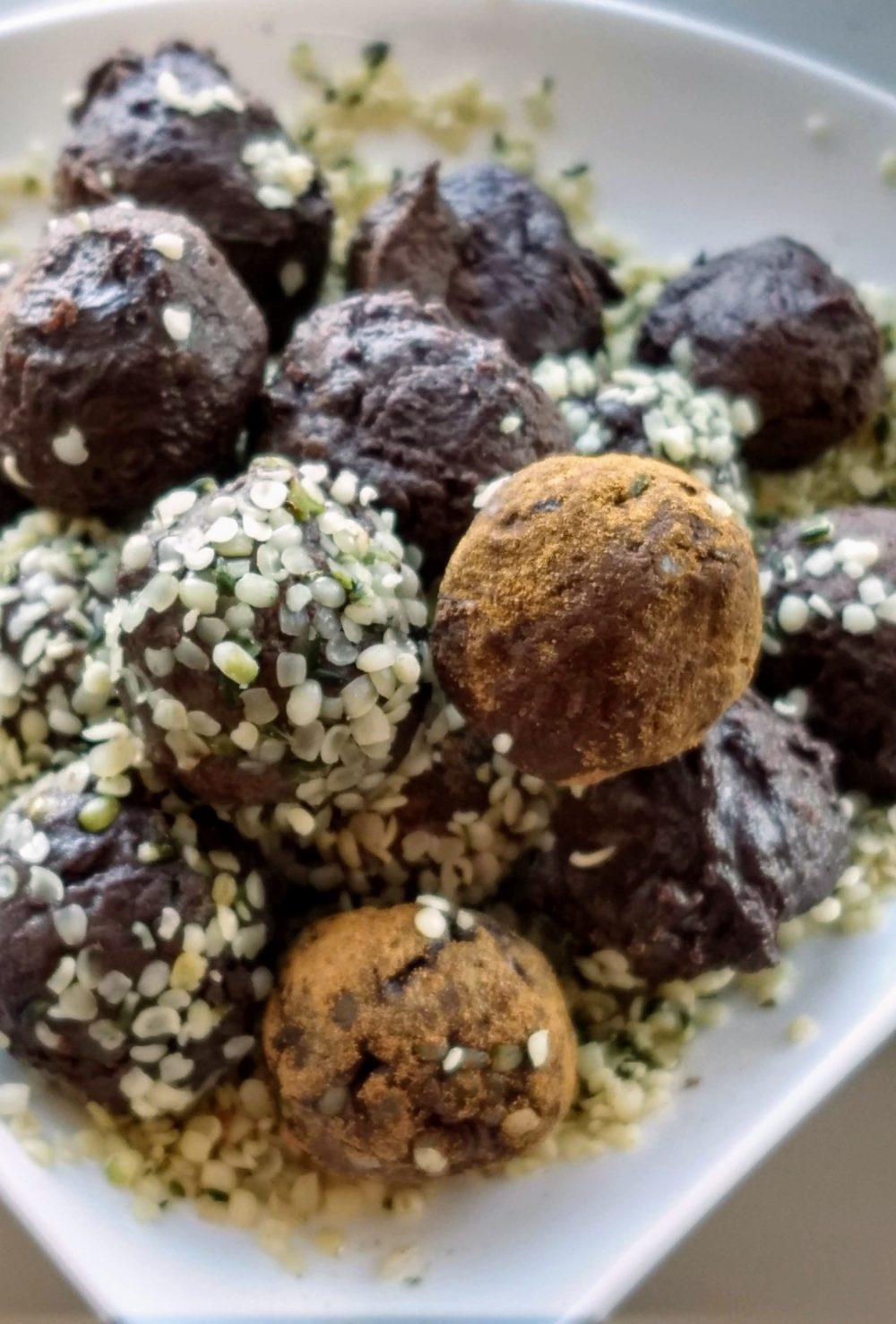 avocado balls