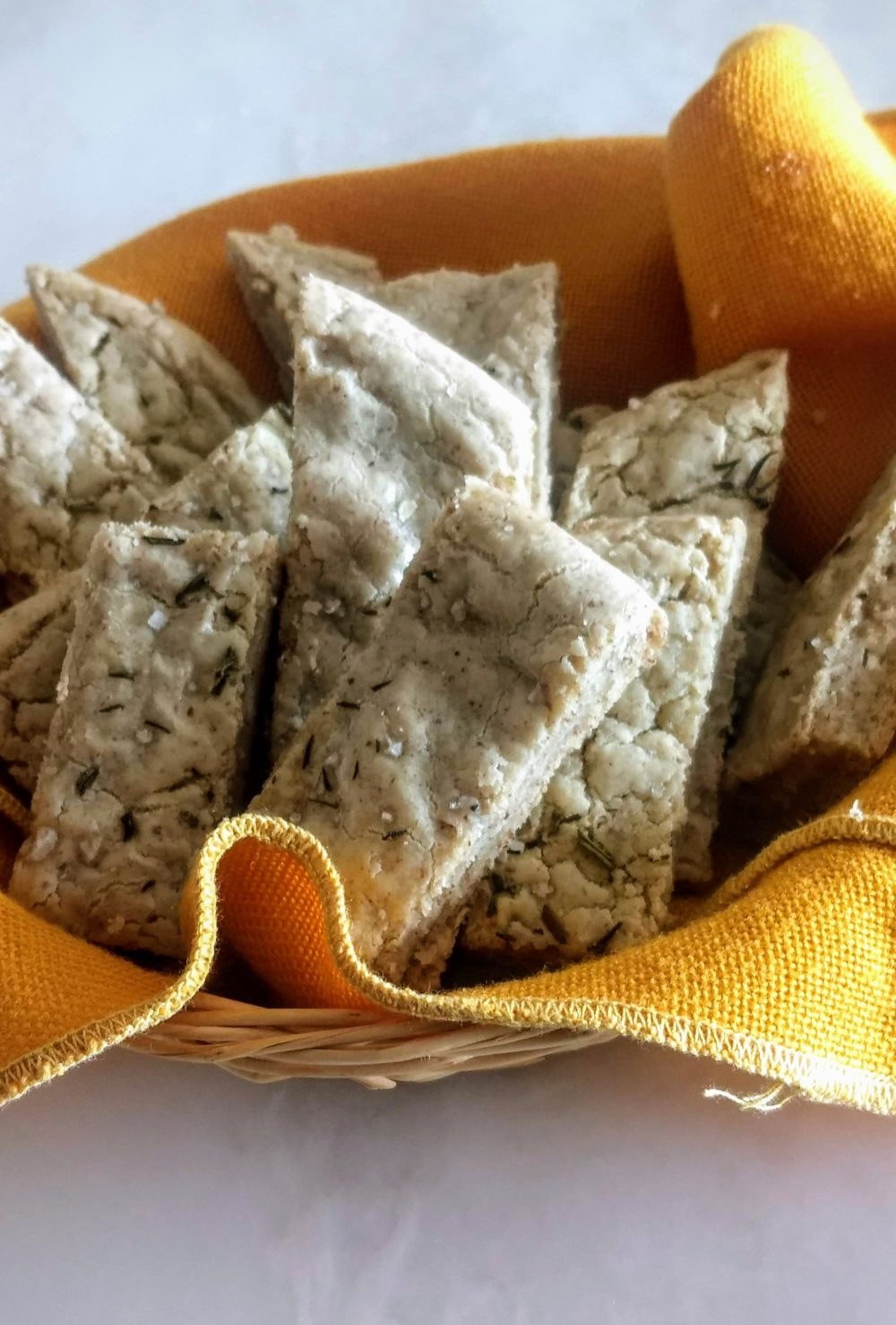 vegan focaccia bread