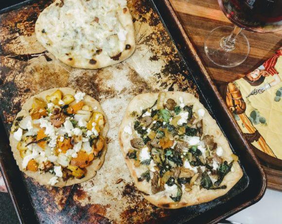 delicious pizza crust